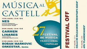 27º Música al Castell de Dénia