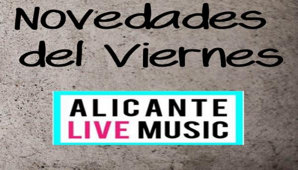 Las+novedades+musicales+del+viernes+28+de+septiembre