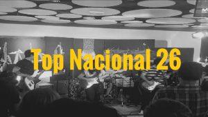 Top Nacional 2018 (Semana 26)