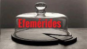 Efemérides del 6 de septiembre