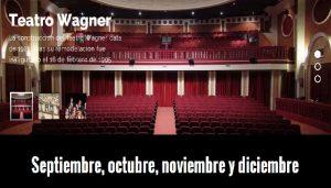 Teatro Wagner (Aspe) – Programación