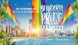 Benidorm Pride 2018