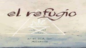 Este fin de semana en El Refugio Café Art Nature