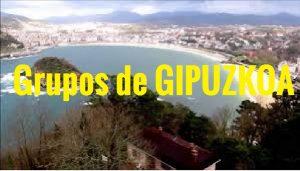 Grupos de Gipuzkoa