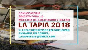 La Tapia Fest os invita a participar en su 2ª edición