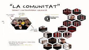 La Comunitat, de Desbaratats Teatre, llega a Petrer
