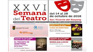 Teatro en San Vicente