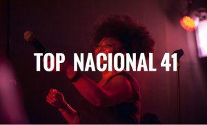 Top Nacional 2018 (semana 41)