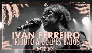 Iván Ferreiro, primer cabeza de cartel del Montgorock 2019
