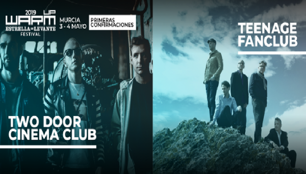 Two+door+cinema+Club+y+Teenage+fan+club+al+Warm+UP+2019