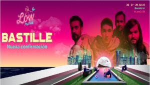 Bastille al Low Festival 2019