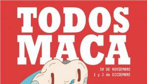 """Presentada la II Edición de """"Todos MACA"""""""
