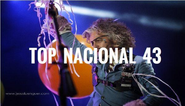Top Nacional 2018 (semana 43)