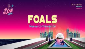 Foals al Low Festival