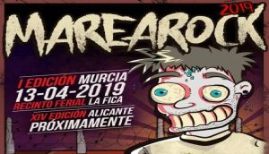 En 2019 Festival Marearock por partida doble