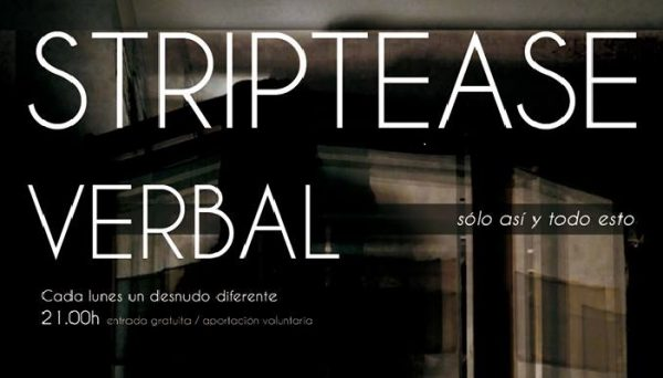 Striptease verbal de junio en Viva La Pepa