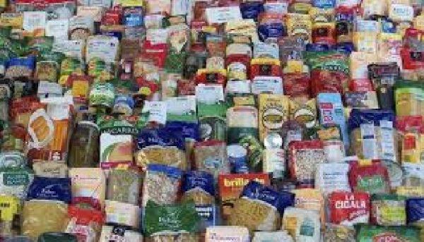 Recogida de Alimentos en la UA