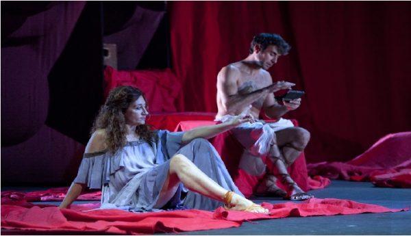 Nerón abre el Festival de Teatro Clásico de Alicante