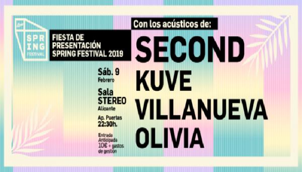 Fiesta de Presentación del Spring Festival 2019