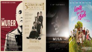 Estrenos de cine del 18 de enero