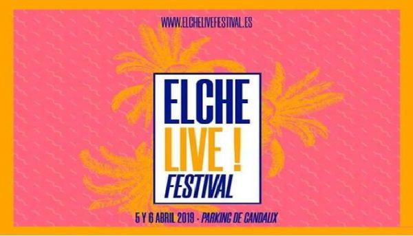 Elche, mezcluje, Live Festival.