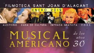 La Filmoteca de Sant Joan en enero