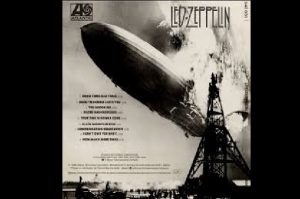 Led Zeppelin I (1969)