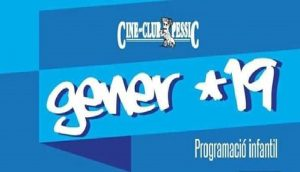 Cineclub Pessic de Pedreguer en enero
