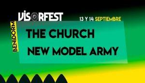 The Church y New Model Army primeros nombres del Visor Fest 2019