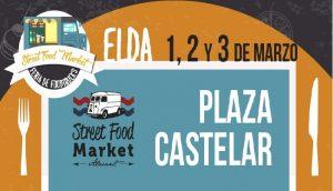 Alacant Street Food Market en Elda