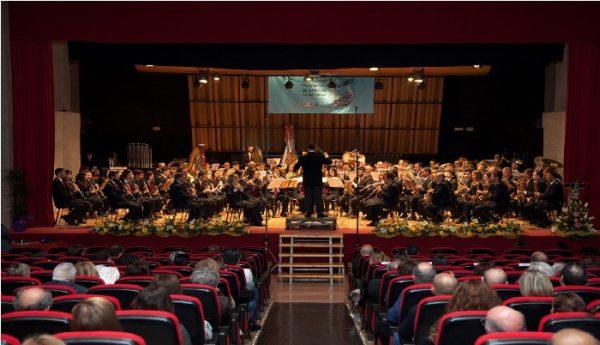 La Sociedad 'La Filarmónica' de Callosa de Segura gana la 1ª Sección del XLVIII Certamen Provincial de Bandas