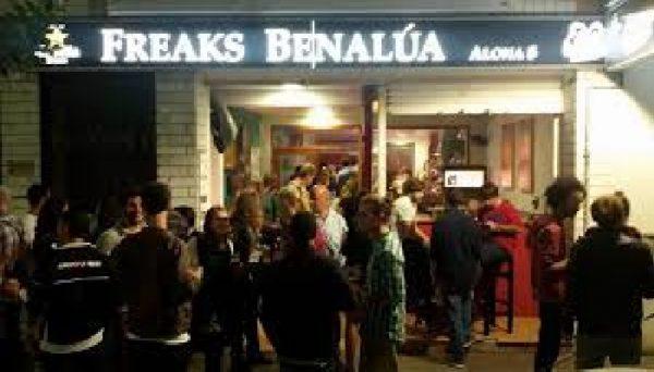 Marzo en Freaks Arts Bar