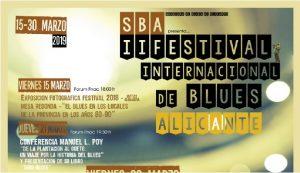 II Festival Internacional de Blues de Alicante