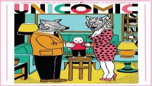 Unicómic 2019. XXI Jornadas del cómic de la Universidad de Alicante