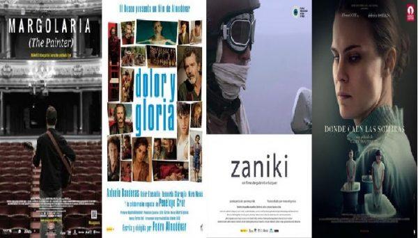 Estrenos de cine del 22 de marzo