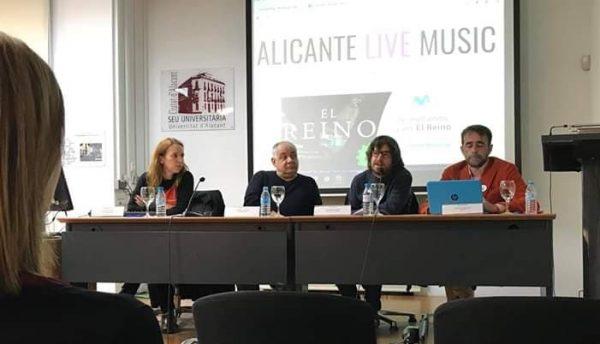 Chequeo a la difusión cultural en Alicante