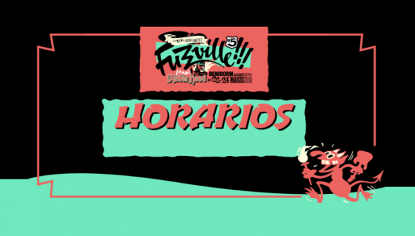 Horarios del Fuzzville #5