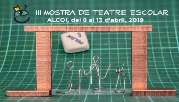 III Mostra de teatro escolar de Alcoi