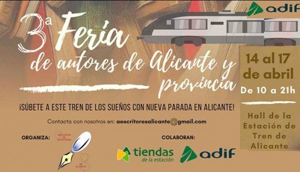 3ª Feria de Autores de Alicante y provincia