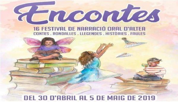 16º Festival ENCONTES en Altea