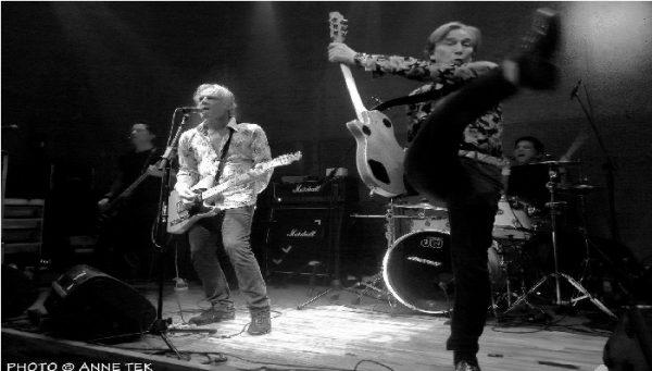 The Fleshtones llegan al TNT Blues