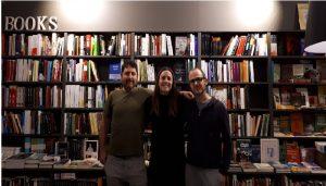 Librería Pynchon & Co: más que libreros, personas.