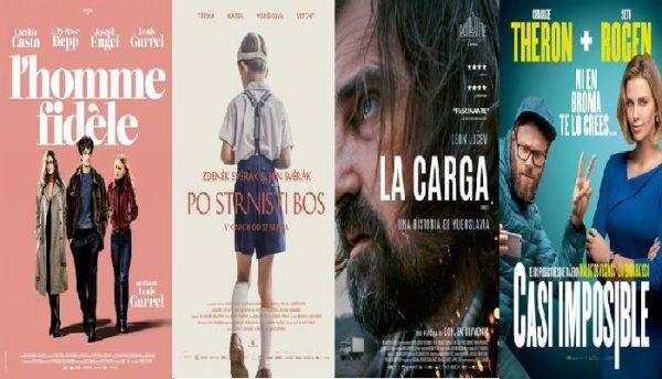 Estrenos de Cine del 17 de mayo