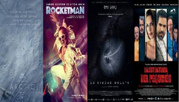 Estrenos de cine del 31 de mayo