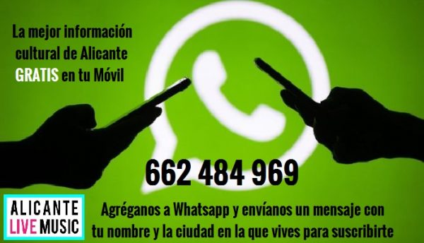 Alicante Live en tu móvil.