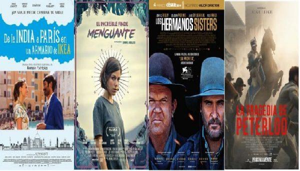 Estrenos de Cine del 10 de mayo