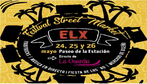 Programación del Elx Street Market