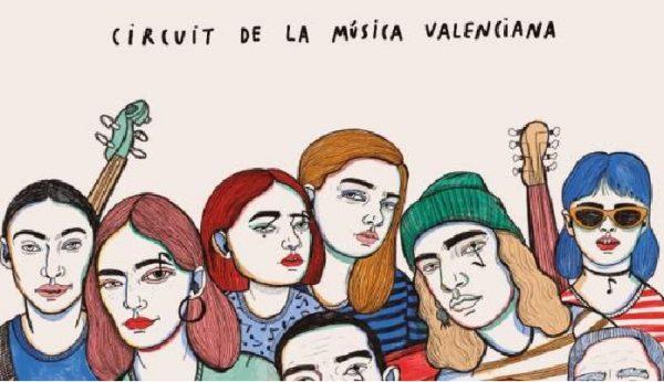Conoce Sonora, el circuito de la música valenciana.