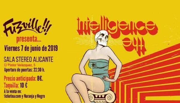 Un viernes con The Intelligence