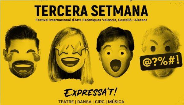 El Festival Tercera Setmana en Alicante